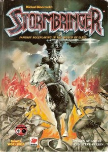 Stormbringer 3rd Edition (Games Workshop Printing) cover