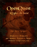 OpenQuest french translation cover