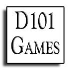d101 Games logo