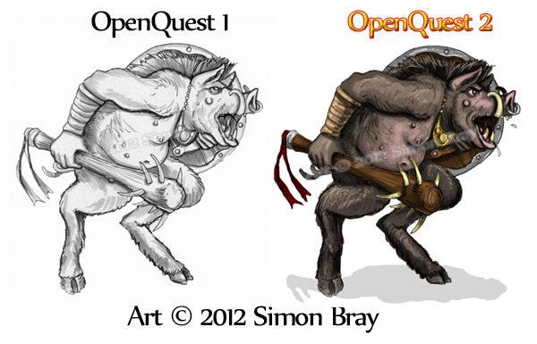 OpenQuest 2 art preview