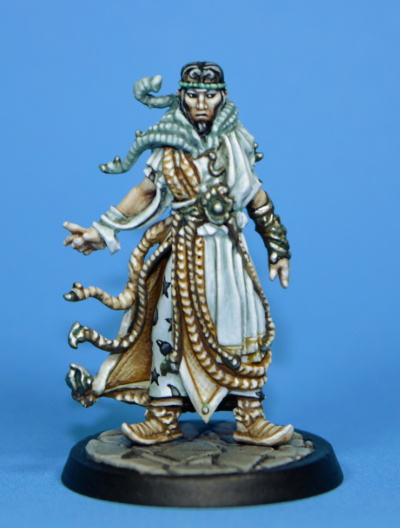 FF01 The Warlock of Firetop Mountain by Otherworld miniatures