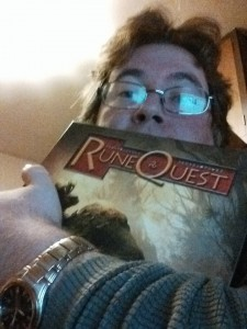 You'll have to prise my RQ6 hardcover from my cold dead fingers!