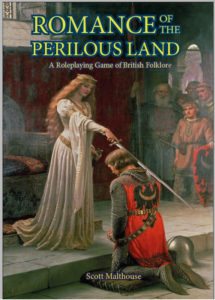 ROMANCE OF PERILOUS LAND COVER