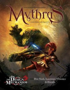 mythras Cover