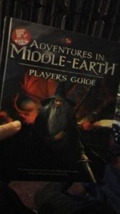 Adventures in Middle Earth by Cubicle 7, I has it my precious!!!!
