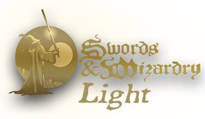 Swords & Wizardry Light Logo